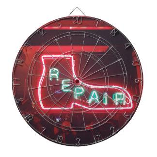Repare neon undertecknar NYC Piltavla