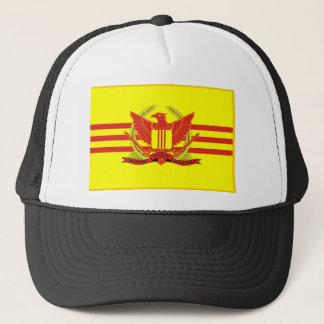 Republik av den södra Vietnam krigsmaktflagga Truckerkeps