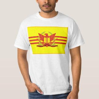 Republik av den södra Vietnam krigsmaktflagga Tshirts