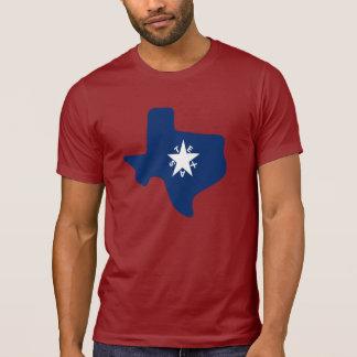 Republik av den Texas tshirten T-shirts