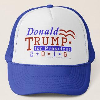 Republikan 2016 för Donald Trump presidentval Truckerkeps