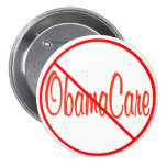 Republikanen minns i November Anti ObamaCare Mellanstor Knapp Rund 7.6 Cm
