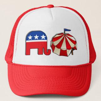 Republikansk cirkuselefant truckerkeps