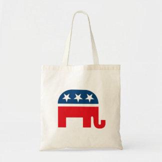 Republikansk elefant budget tygkasse