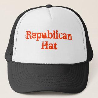 Republikansk hatt truckerkeps