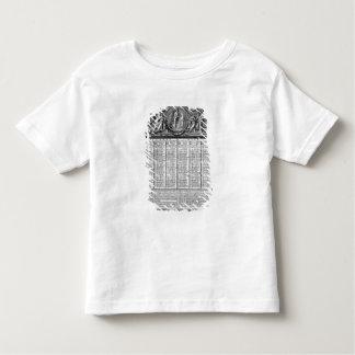 Republikansk kalender, 22nd September 1793 T-shirts