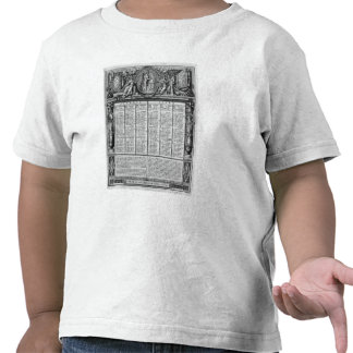 Republikansk kalender, 22nd September 1793 T Shirt