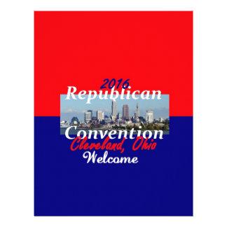 Republikansk regel 2016 brevhuvud