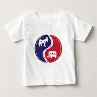 Republikanskt demokratarbete tillsammans t-shirt