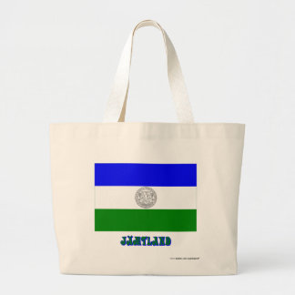 Republiken av Jämtland sjunker med (det Jumbo Tygkasse