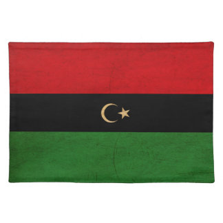republiken av libya tex3Republic av Libyen sjunker Bordstablett