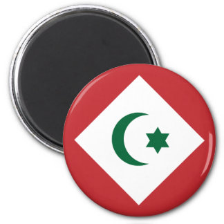 republiken Rifen, Marocko Magnet
