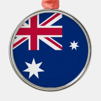 Resa prydnaden - Australien Julgransprydnad Metall