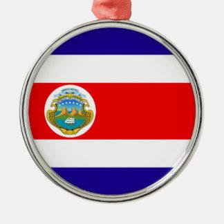 Resa prydnaden - Costa Rica Julgransprydnad Metall