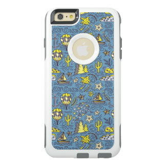 Resa roligt OtterBox iPhone 6/6s plus skal