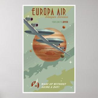 Resa till Jupiter Posters