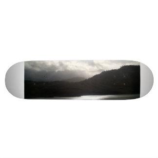 Resaskateboarden vid VeeLine Skateboard Bräda 20 Cm