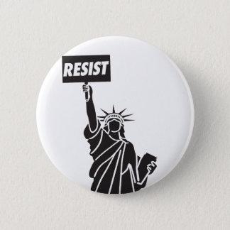 Resist_for_Liberty Standard Knapp Rund 5.7 Cm