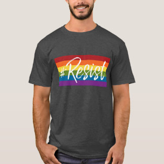 #Resist - kärlektrumfhat - Anti Donald Trump T Shirts