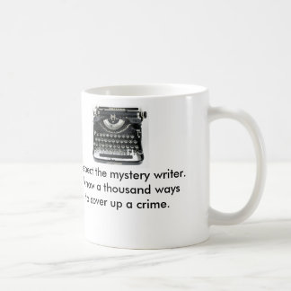Respekt gåtaförfattaremuggen kaffemugg