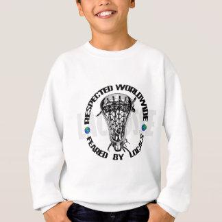 Respekterat världsomspännande för Lacrosse Tshirts