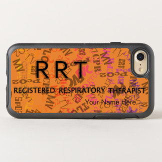 RESPIRATORISK RRT-ANPASSADE vid Slipperywindow OtterBox Symmetry iPhone 7 Skal