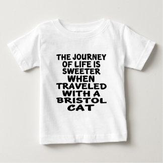 Rest med den Bristol katten T-shirts