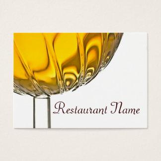 Restaurangvisitkort Visitkort