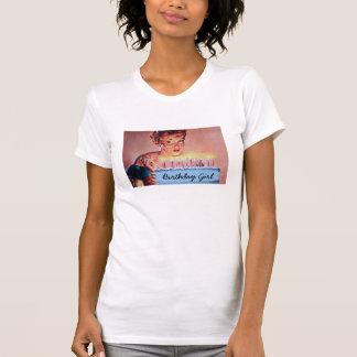 Retro 50-talfödelsedag t shirts