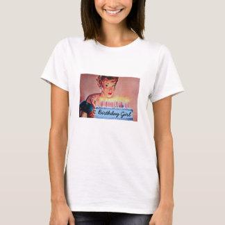 Retro 50-talfödelsedag tee shirt