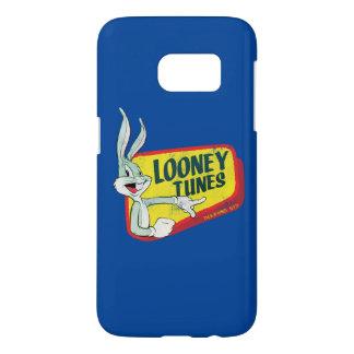 Retro BUGS BUNNY ™ LOONEY TUNES™ lappar Galaxy S5 Skal