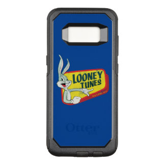 Retro BUGS BUNNY ™ LOONEY TUNES™ lappar OtterBox Commuter Samsung Galaxy S8 Skal