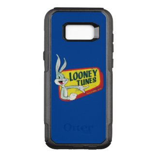 Retro BUGS BUNNY ™ LOONEY TUNES™ lappar OtterBox Commuter Samsung Galaxy S8+ Skal