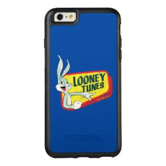 Retro BUGS BUNNY ™ LOONEY TUNES™ lappar OtterBox iPhone 6/6s Plus Skal