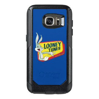 Retro BUGS BUNNY ™ LOONEY TUNES™ lappar OtterBox Samsung Galaxy S7 Skal