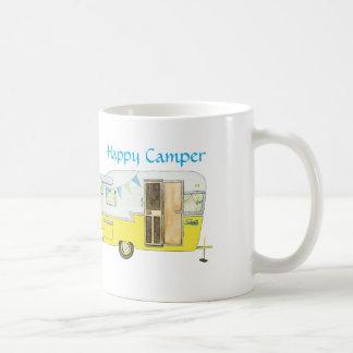 Retro camparesläpmugg kaffemugg