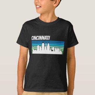 Retro Cincinnati horisont Tee