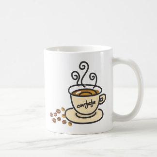 Retro Covfefe Kaffemugg