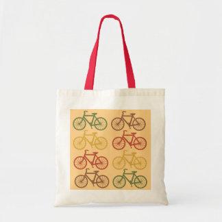 Retro cyklar budget tygkasse