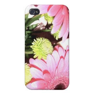 Retro Daisys iPhone 4 Cover