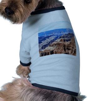 Retro design för grand Canyonnationalpark Tröja För Hundar