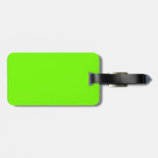 Retro Fluoro Limefrukt-Grönt samling Bagagebricka