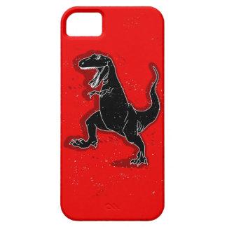 Retro fodral för DinosauriPhone 5 iPhone 5 Skal