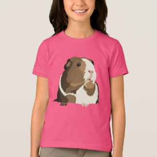 """Retro försökskanin""""Betty"""" barns T-tröja Tee"""