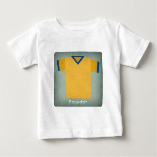 Retro fotboll Jersey Ecuador Tröjor