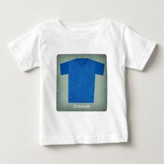 Retro fotboll Jersey Grekland T Shirt
