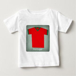 Retro fotboll Jersey Portugal T Shirts