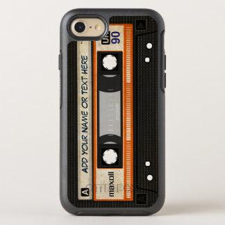 Retro gammalmodig kassett för 80-talMixtape OtterBox Symmetry iPhone 7 Skal