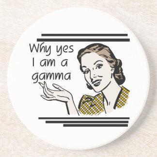 Retro GammaTshirts och gåvor Underlägg