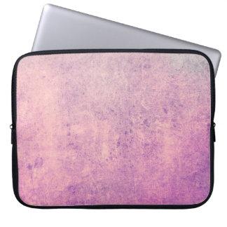 Retro Grunge för coola för laptop Laptop Sleeve